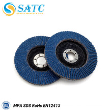 Abrasive Fiberglass Backing Pads Abrasive Flap Disc For Metal About